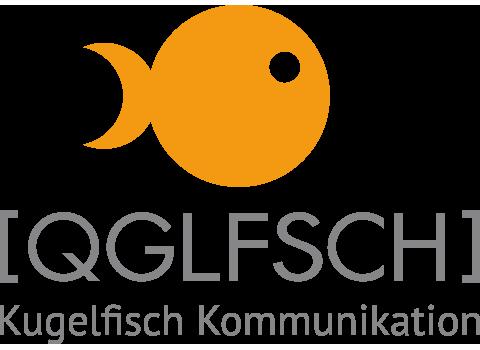 qglfsch – Kugelfisch Kommunikation Logo